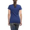 Cube Hills T-Shirt Damen blue